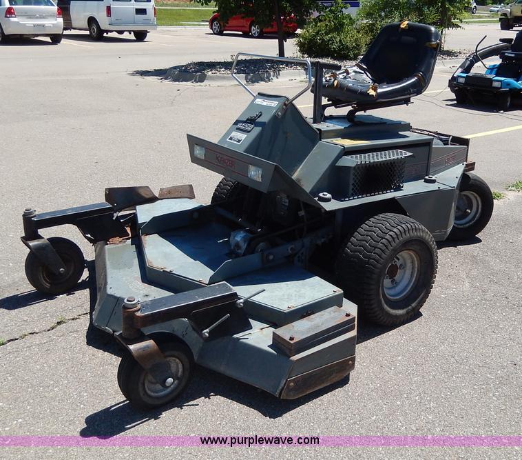grazer g1890 ztr lawn mower item aa9295 sold july 24 ve rh purplewave com grazer mower parts diagram grazer mower parts