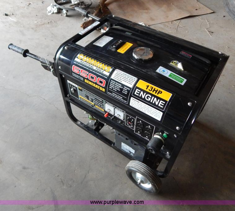 Onan Rv Qg 5500 Wiring Diagram: Cummins 6,500 Watt Generator