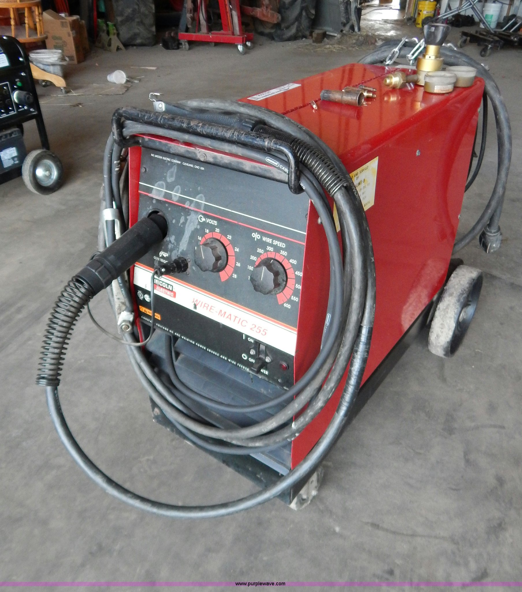 Lincoln 140 Hd Mig Welder Lincoln Electric Easy Mig