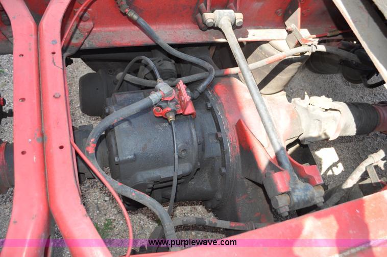 g6059 image for item g6059 1998 international 9200 eagle semi truck