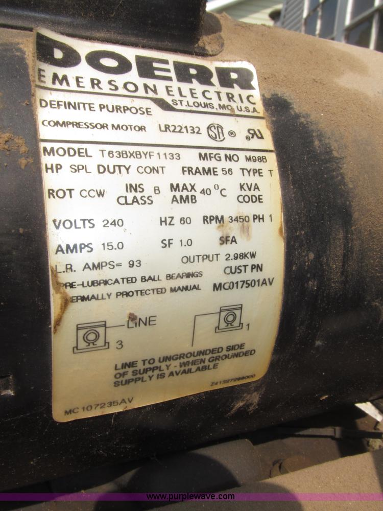 Doerr Motor Lr22132 Parts impremedia net