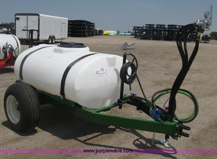 Schaben Pull Behind Sprayer Item D8440 Sold July 31