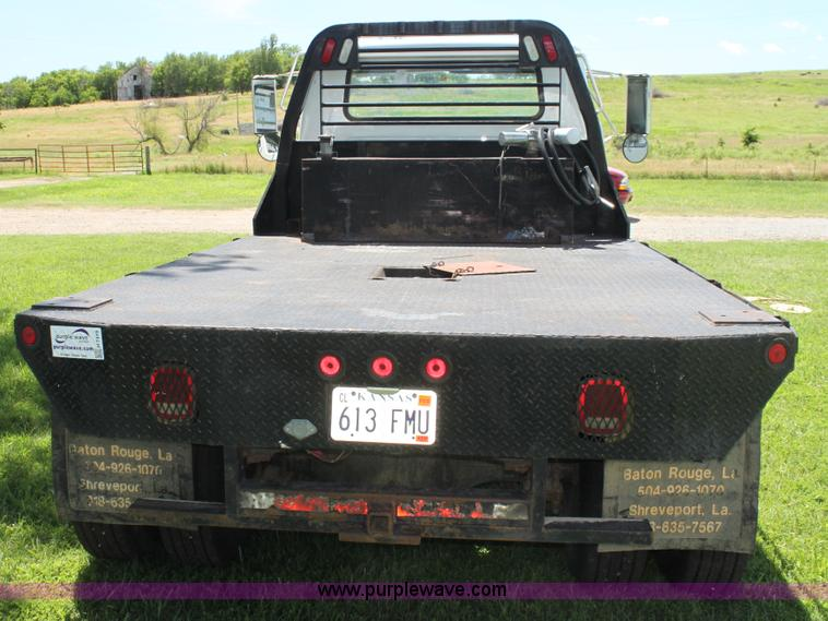 1998 International 4700 low profile truck | Item H7419 | SOL