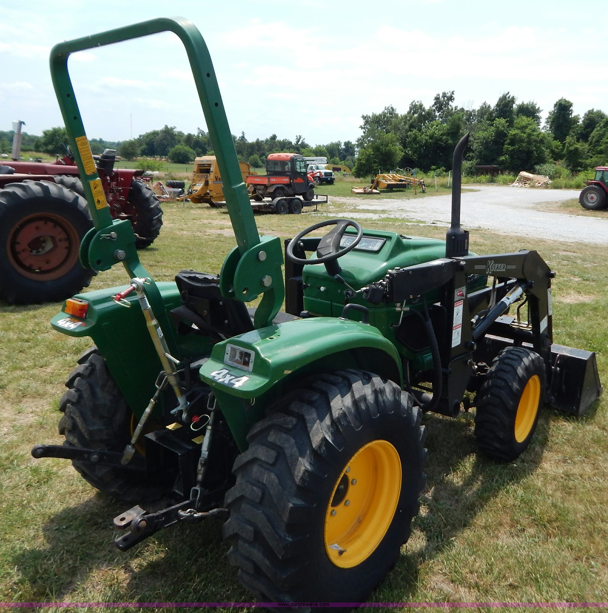 Agracat Tractor Parts : Agracat tractor item f sold july