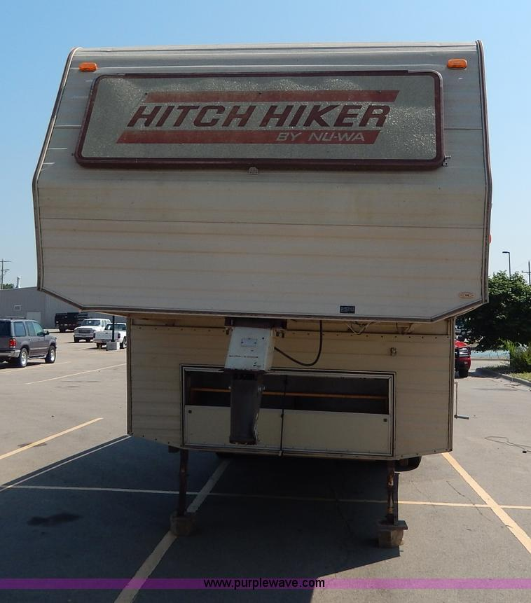 I4470A 1984 nuwa hitchhiker 28 5' fifth wheel camper item i4470 wiring diagram nuwa hitchhiker ii 1995 at aneh.co