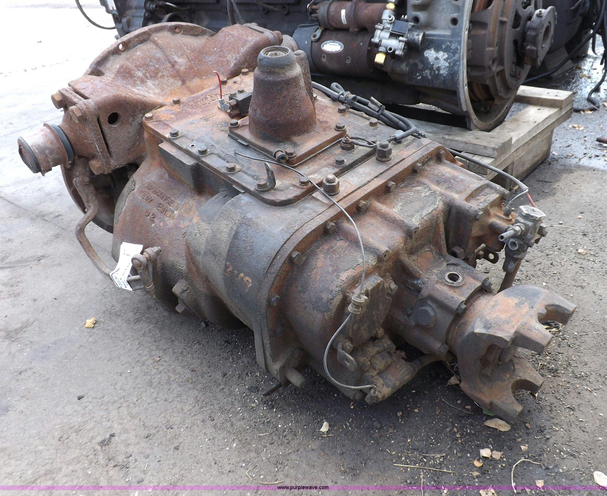 Eaton Fuller Super 10 transmission Item I7711