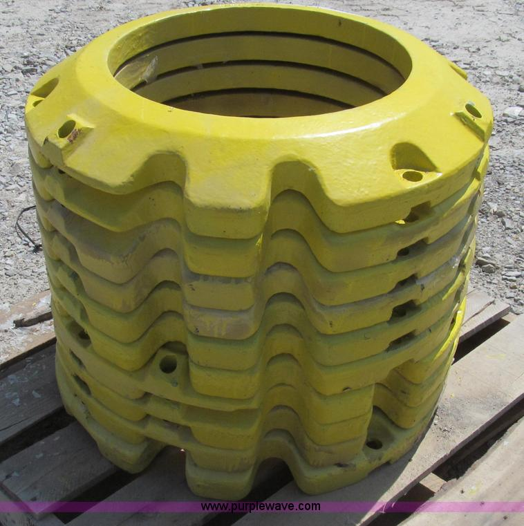 John Deere Rear Wheel Weights : Lonestar ls john deere aftermarket rear wheel