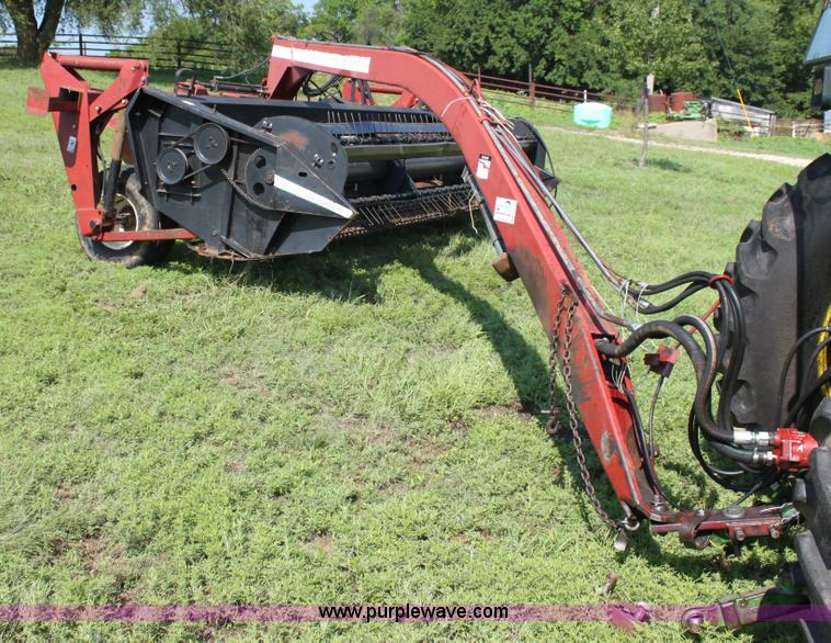 1995 MacDon 5000 HydroSwing swather | Item G4029 | SOLD! Aug