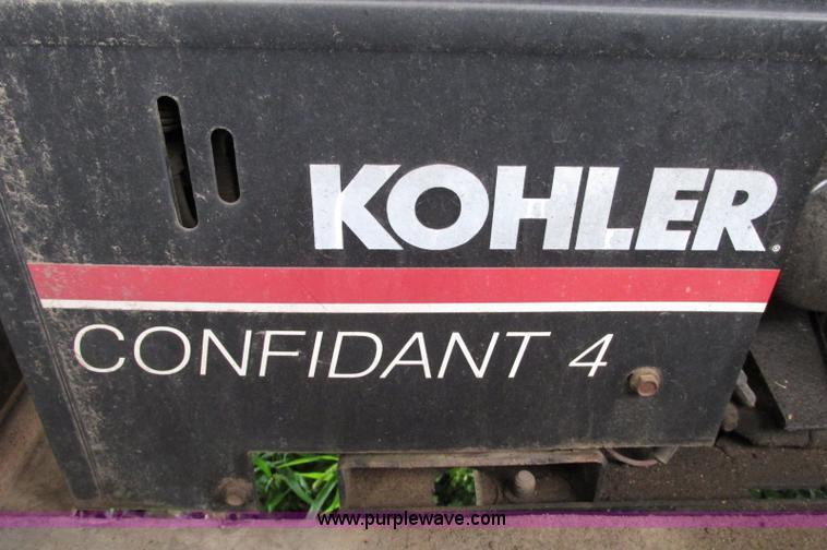 Kohler confidant 5 manual.