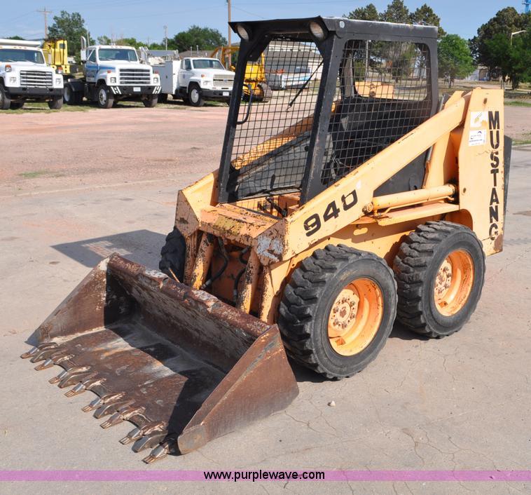 mustang 940 skid steer item g6074 sold august 22 north rh purplewave com