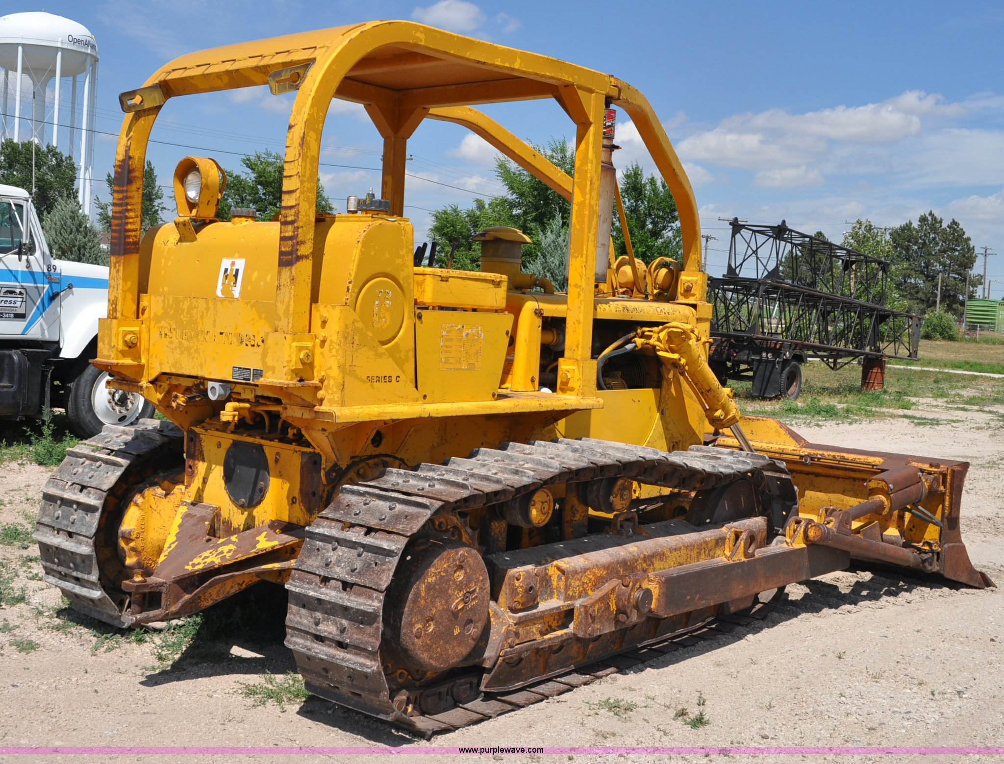 1973 International TD15C dozer | Item G6083 | SOLD! August 2