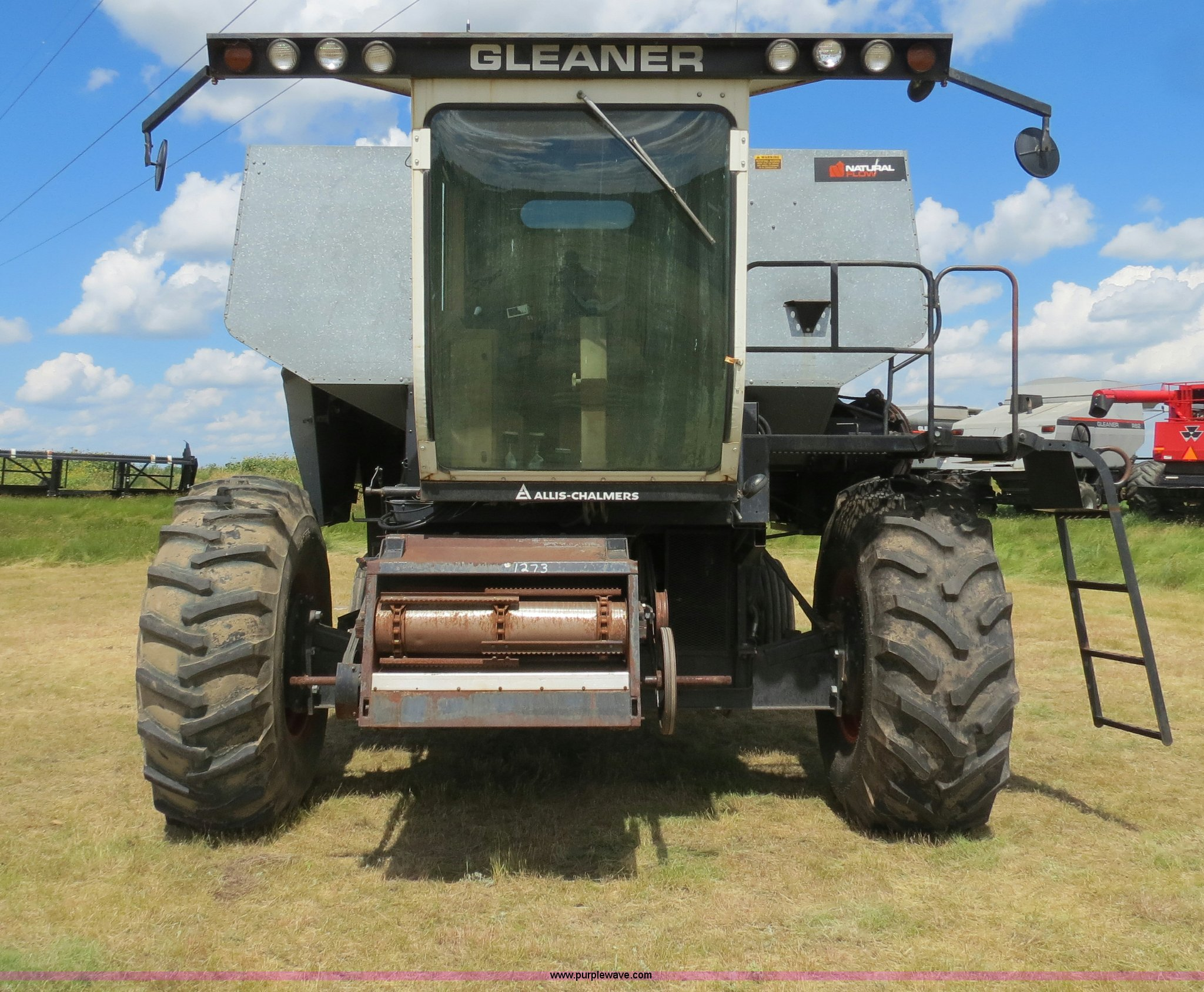 1981 gleaner n5 combine item a8588 sold august 28 ag eq full size in new window publicscrutiny Images