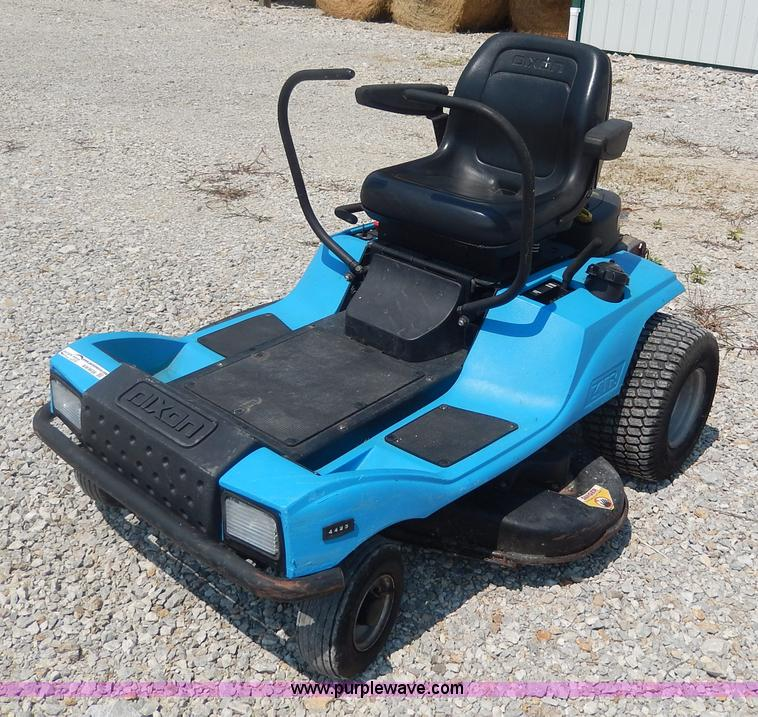 Dixon 4423 Ztr Lawn Mower Item Aw9656 Sold September