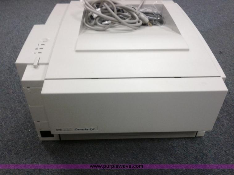 hp laserjet 6p c3980a printer item c1270 sold. Black Bedroom Furniture Sets. Home Design Ideas