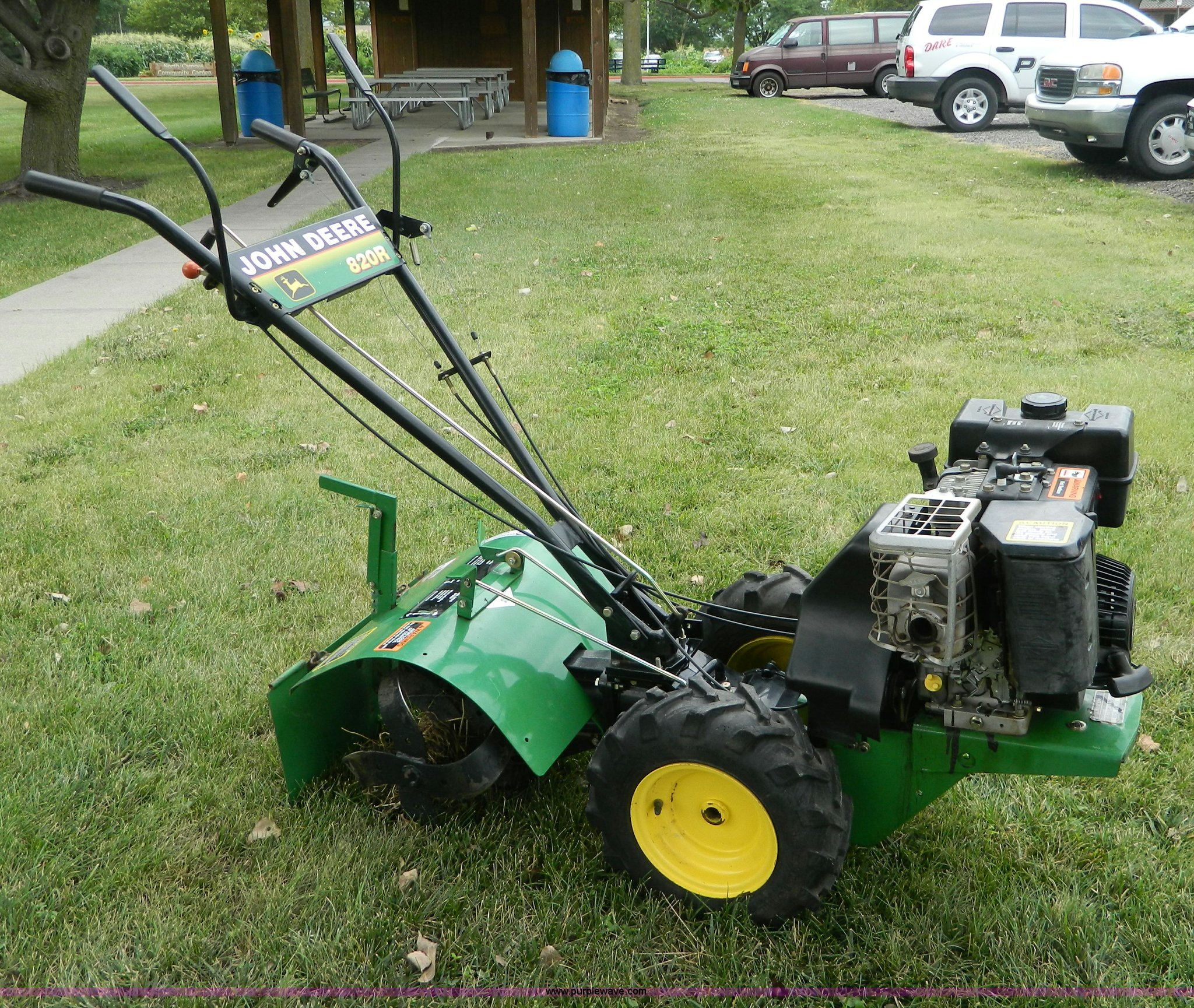 size troy bilt for window econo full horse rear sale item new tine auction garden in s tiller roto