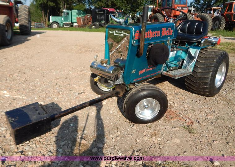 Cub Cadet Pulling Lawn Tractor Item Aw9203 Sold Septemb