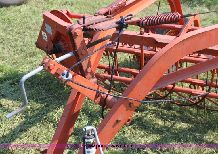 Allis Chalmers Side Delivery Hay Rake No Reserve Auction