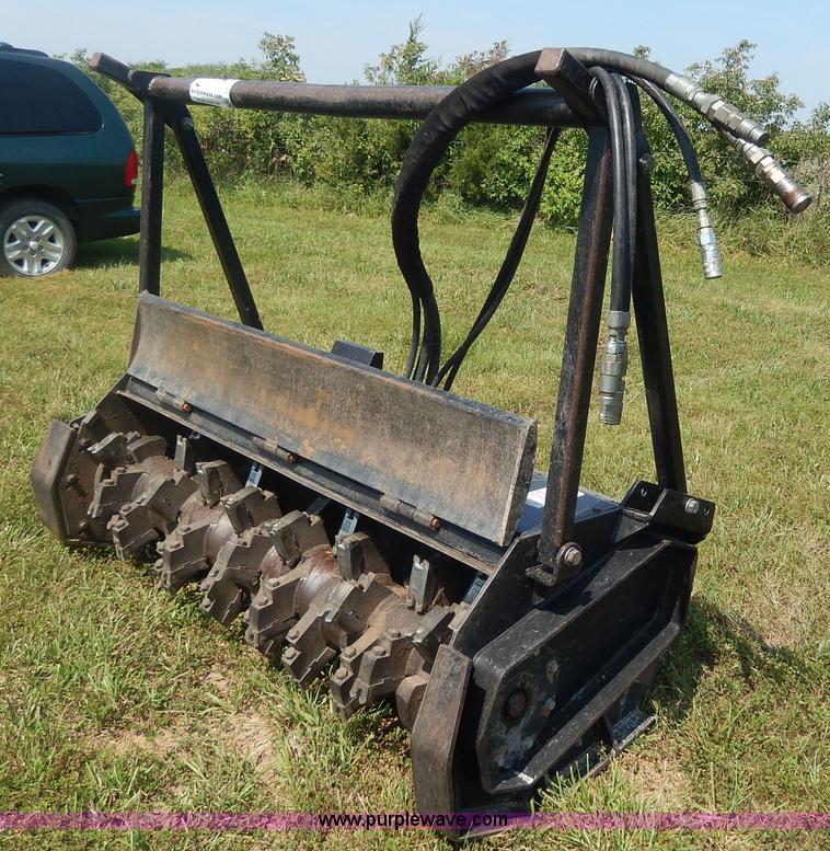 Forestry Mulcher For Sale >> Magnum Mini 165 Forestry Cutter Mulcher Skid Steer Attachmen
