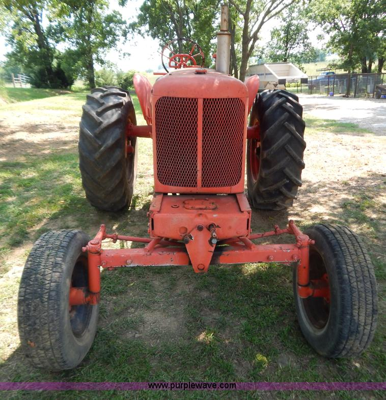 Allis Chalmers G Timing – name