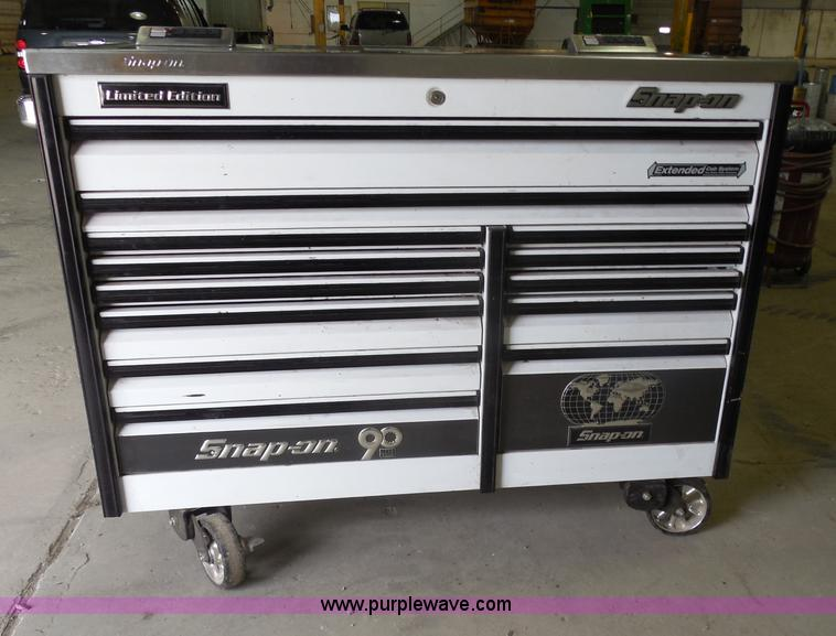 Snap On Limited Edition toolbox and tools | Item I1437 | SOL