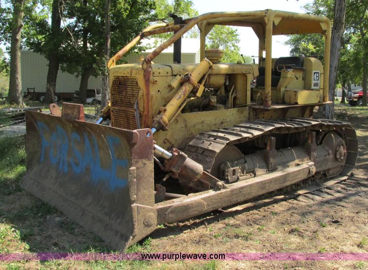 F5236 1963 caterpillar d6c dozer item f5236 sold! september 26 Caterpillar D6C 10K at nearapp.co