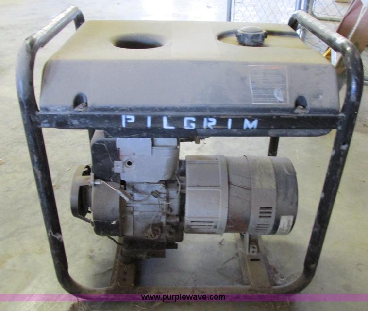 excell 5 000 watt generator item z9244 sold september 2