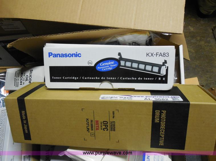 Assorted HP printer parts | Item AL9682 | SOLD! October 8 Go