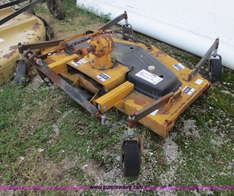 King Kutter finish mower | Item F6672 | SOLD! October 8 Gove