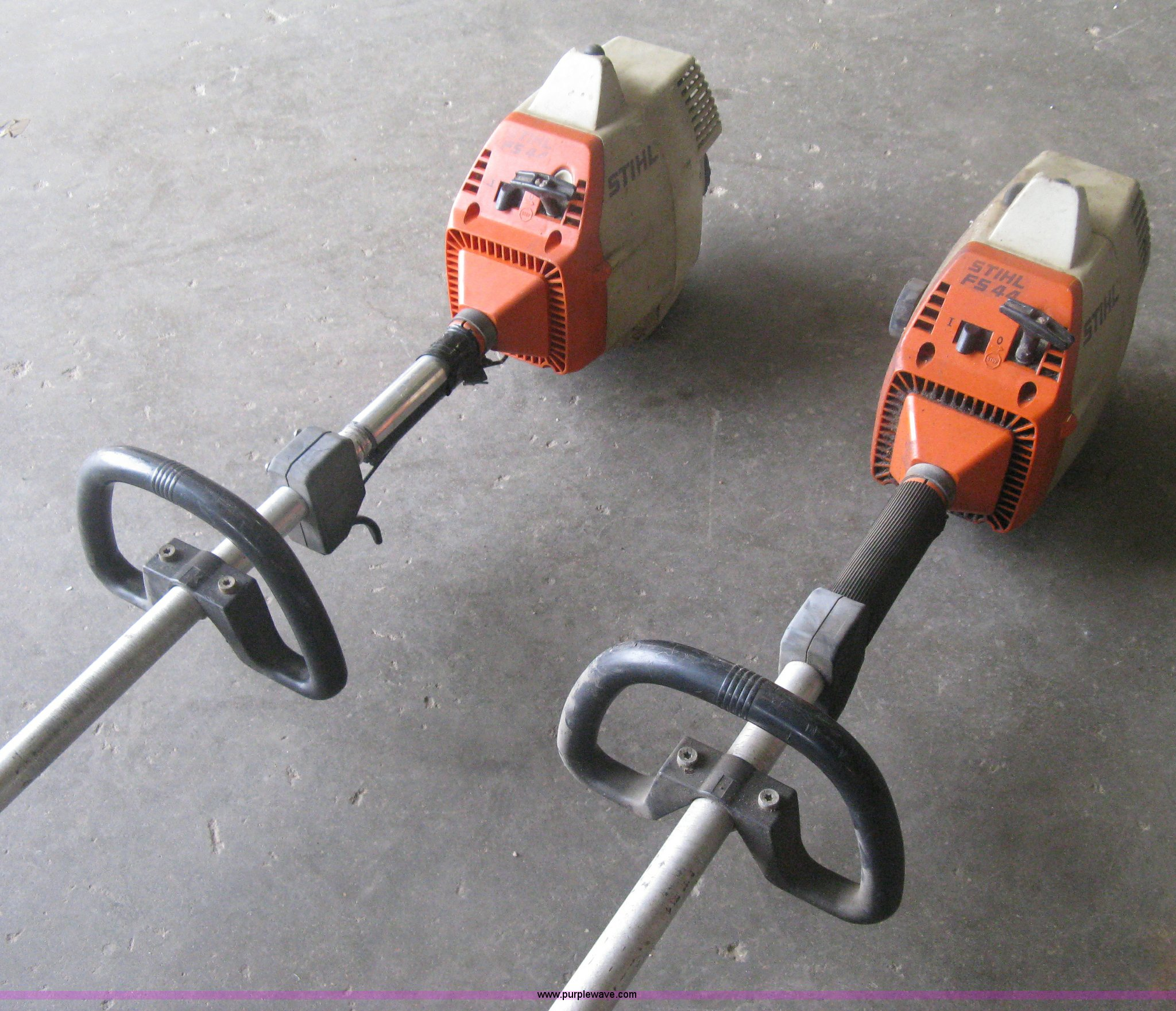2) Stihl FS44 string trimmers | Item AV9114 selling at SOLD