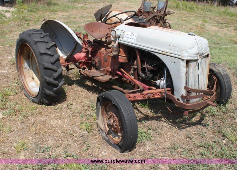 1947 ford ferguson tractor