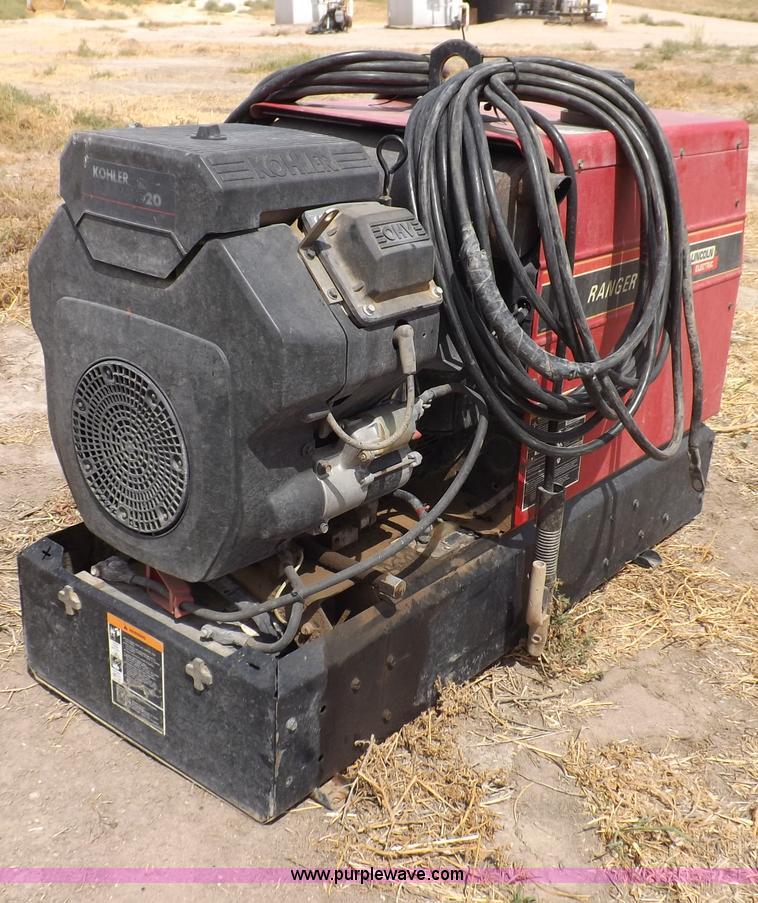 LINCOLN - RANGER 305 D EPA TIER 4 (Kubota) One-Pak - K2352 ...  |Lincoln- Rangers