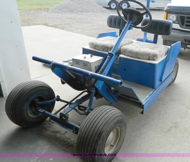 ad9581 image for item ad9581 cushman golf cart body frame