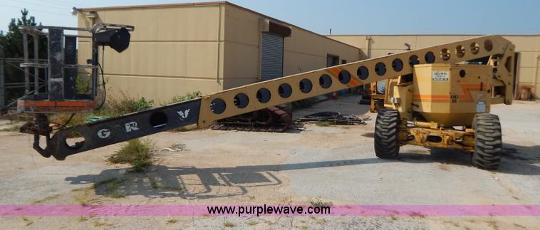 B5824B grove amz 66 boom lift item b5824 sold! october 16 vehic  at soozxer.org