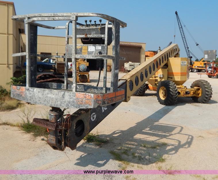 B5824C grove amz 66 boom lift item b5824 sold! october 16 vehic  at soozxer.org