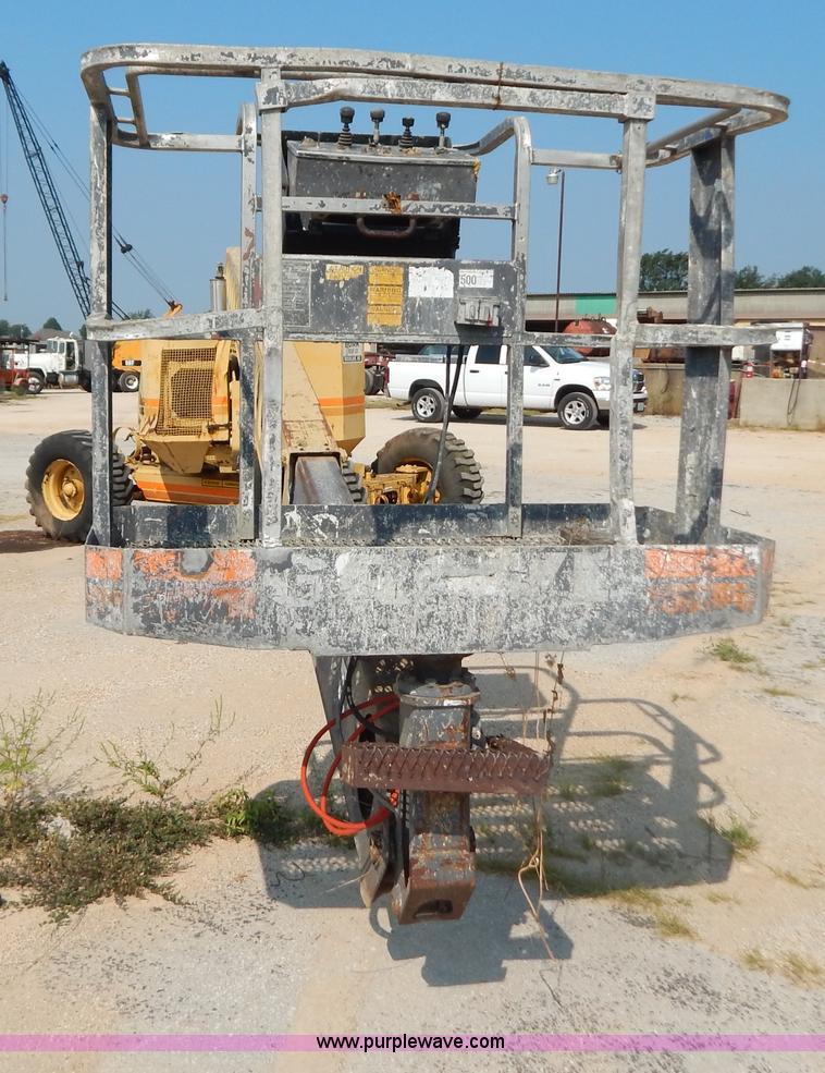 B5824D grove amz 66 boom lift item b5824 sold! october 16 vehic  at soozxer.org