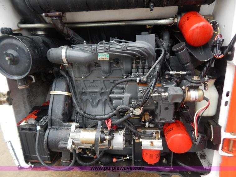 1994 Bobcat 753 skid steer | Item B5845 | SOLD! October 16 V