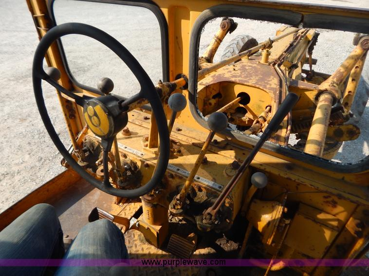 Cat 12e Motor Grader manual
