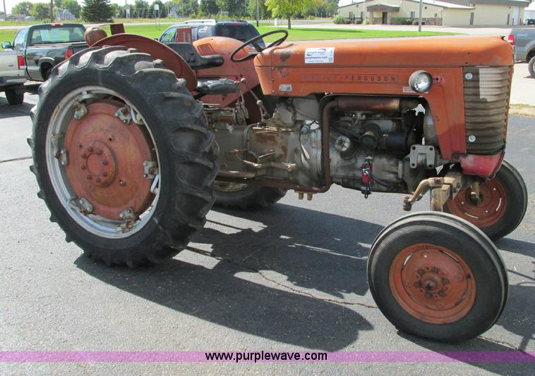 1958 Ferguson Tractor Attachments : E g massey ferguson tractor hours