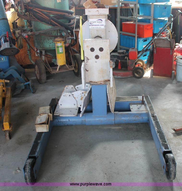 Otc Portable Heavy Duty Engine Repair Engine Stand Item