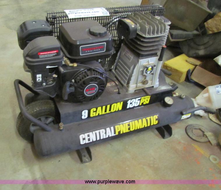 G4267 Image For Item G4267 Predator Central Pneumatic Air Compressor