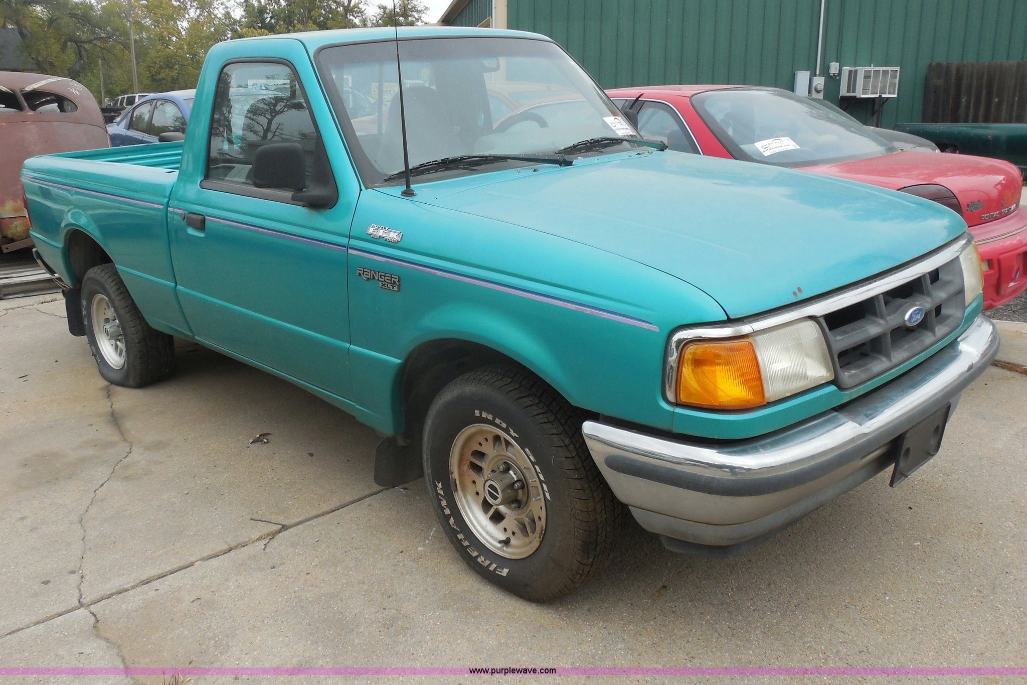 I1267 image for item i1267 1994 ford ranger