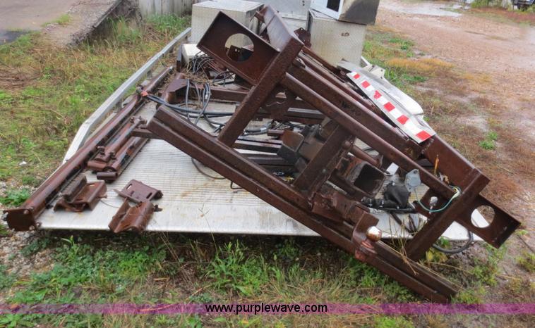 F8011B jerr dan aluminum rollback bed item f8011 sold! november Jerr-Dan Roll Back Wiring Diagrams at soozxer.org