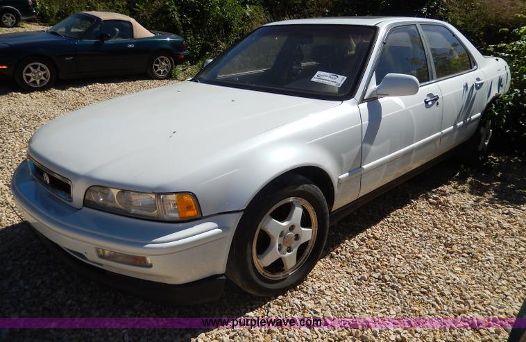 Acura Legend LS Item I SOLD December Governm - Acura legend 1992 for sale