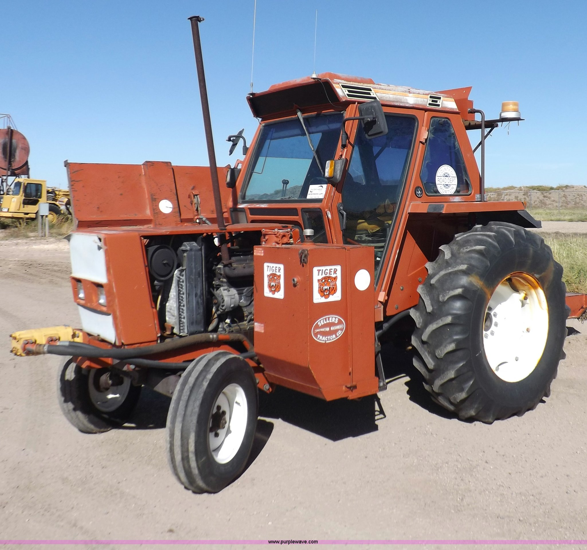 web ref thembani fiat tractor for sale sold