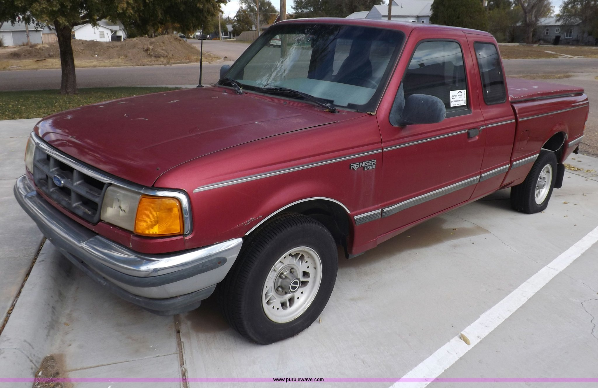 I8489 image for item i8489 1993 ford ranger