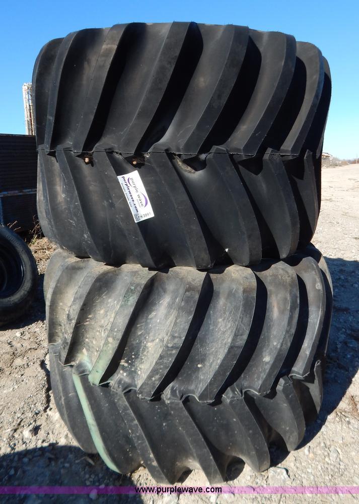 2  firestone 66 u0026quot  x 43 u0026quot  x 25 u0026quot  flotation tires