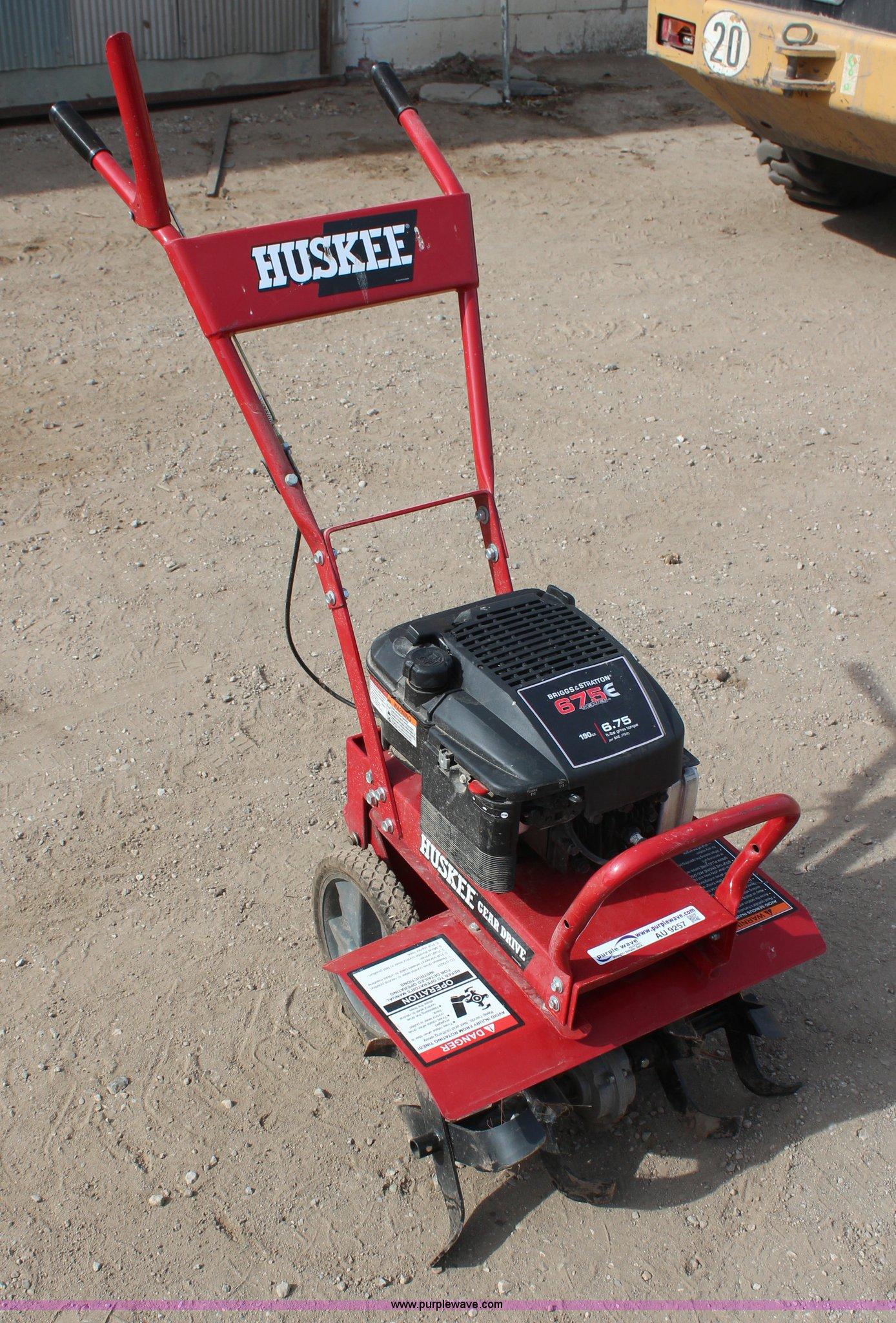 huskee 3365pstc tiller item au9257 sold december 4 vehi rh purplewave com husky tiller manuals huskee tiller parts manual