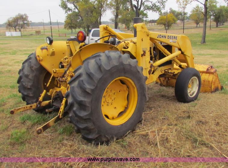 John Deere 401 Tractor - talk about wiring diagram on