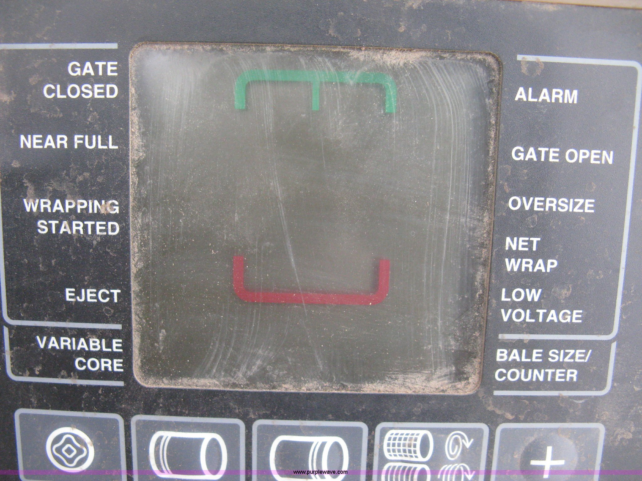 John deere bale trak monitor manual