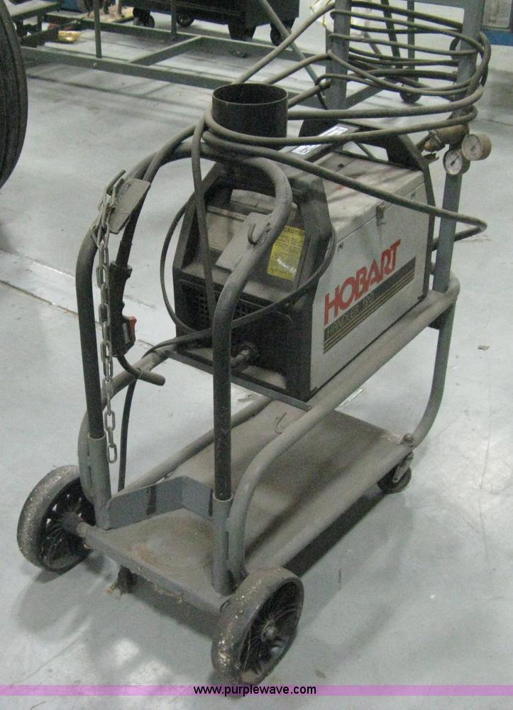 Hobart Handler 120 welder in Hesston, KS | Item AX9561 ...